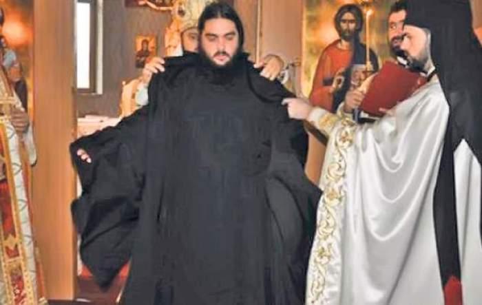 Răsturnare de situaţie! Cine a sărit în apărarea călugărului travestit!