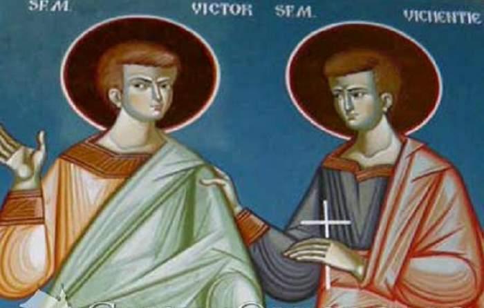 Creştinii îi cinstesc astăzi pe Sfinţii Mina, Victor şi Vichenţie! Tradiţii şi obiceiuri care trebuie respectate