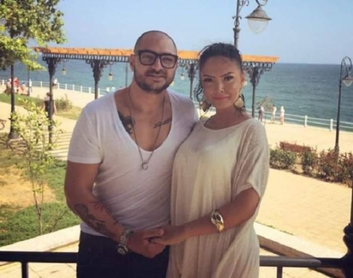 VIDEO / Aici au conceput Andreea Mantea şi Cristi Mitrea copilul?! Spynews.ro a surprins TOTUL