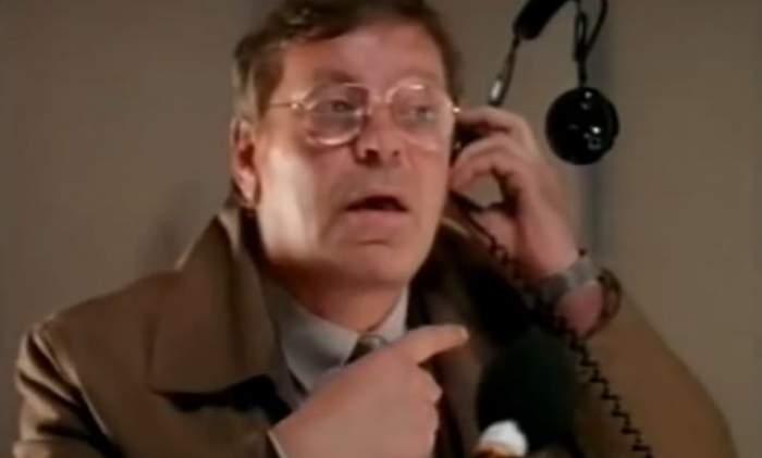 A murit actorul Warren Clarke
