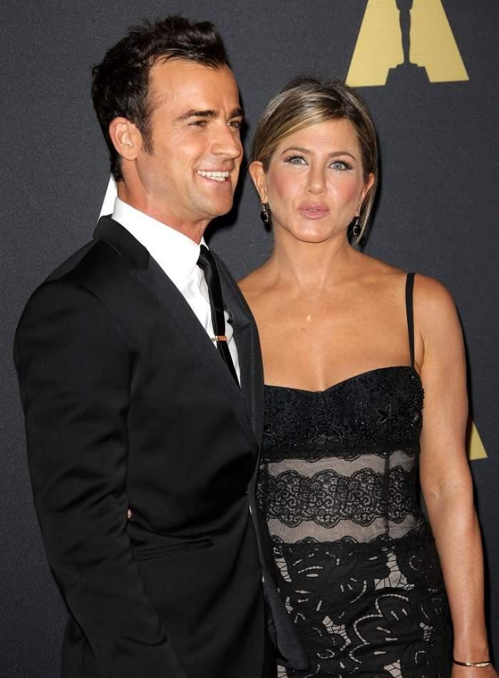 Jennifer Aniston, romantism în cimitir! Lucrul de nebănuit pe care îl face cu iubitul ei, Justin Theroux