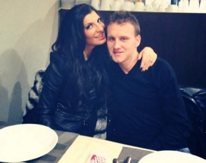 Andreea Tonciu își tăia nasul, iar Nicky Mitea se iubea cu o șatenă focoasă! Cum arată noua lui iubită