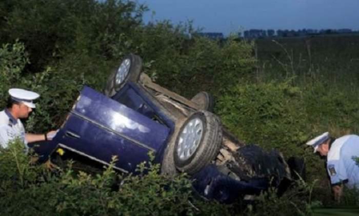 ACCIDENT CUMPLIT în Lugoj! Doi copii au murit, iar părinţii şi sora mai mare sunt în stare gravă