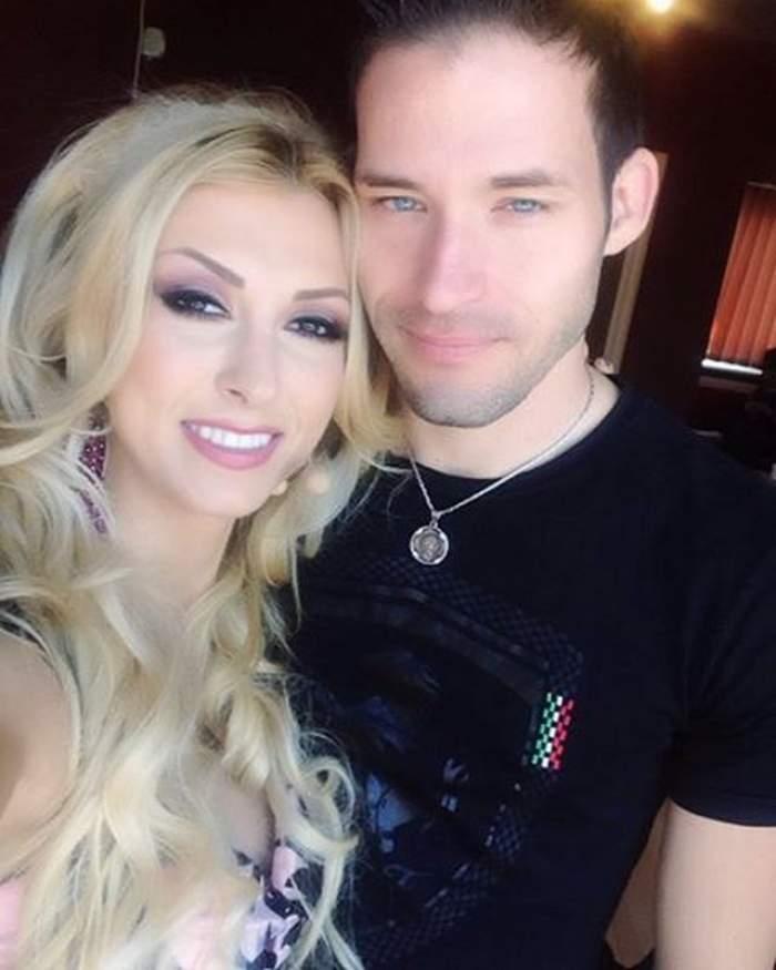 Andreea Bălan s-a măritat cu Michael, în secret?! Poartă deja verigheta