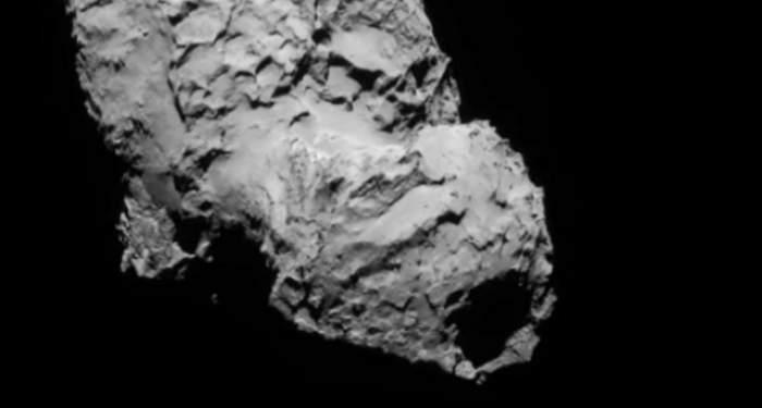 VIDEO/ Moment unic în istorie! A fost descoperită cometa care cântă