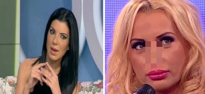 Tonciu şi Traşcă se luptă-n nasuri! Cum arată noul nas al Simonei Traşcă