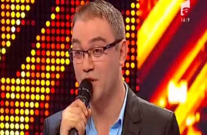 """VIDEO/ Credeau că umează o catastrofă, dar s-au înşelat! Lăutarul care i-a ridicat pe membrii juriului de la """"X Factor"""" în picioare"""