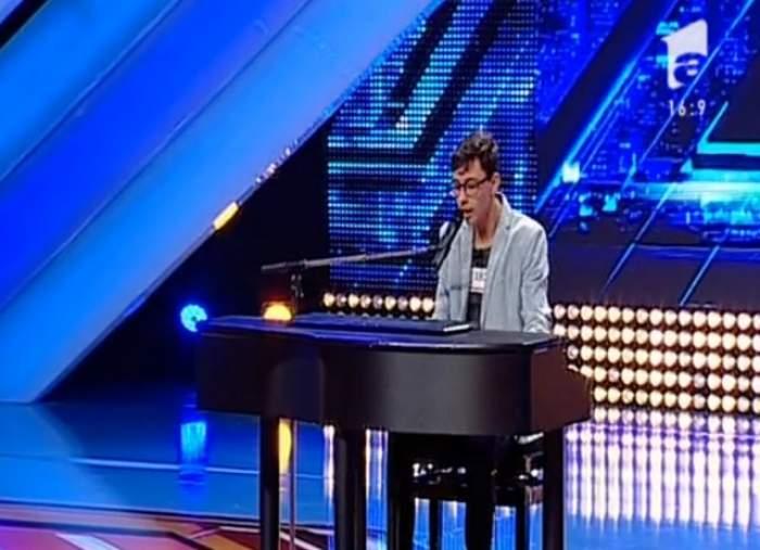 """VIDEO/ Un puști de 14 ani i-a făcut """"praf"""" pe jurații de la """"X Factor"""": """"Ai cântat mai bine decât Bruno Mars!"""""""