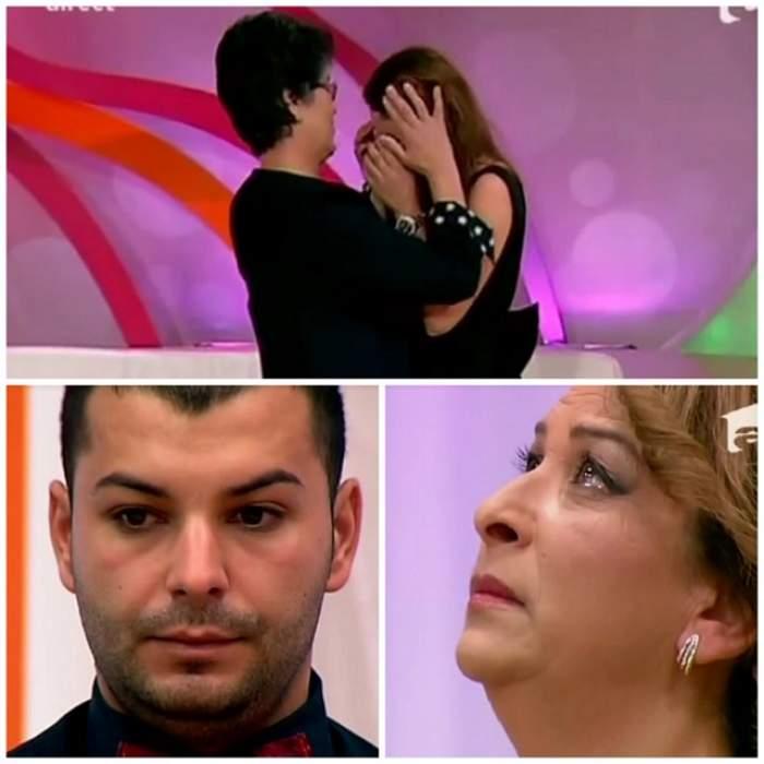 """VIDEO / Momente pline de încărcătură emoţională la """"Mireasă pentru fiul meu""""! Mama Elenei i-a făcut pe concurenţi să izbucnească în lacrimi"""