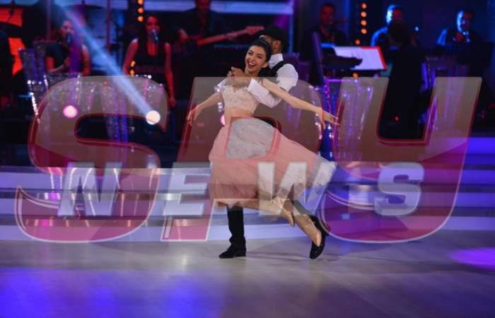 """FOTO / Concurenţii de la """"Dansează printre stele"""" se pregătesc pentru marea finală! IMAGINI SENZAŢIONALE"""