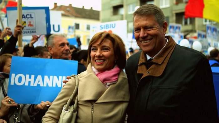 Cum s-a schimbat viaţa soţiei lui Klaus Iohannis după alegerile prezidenţiale