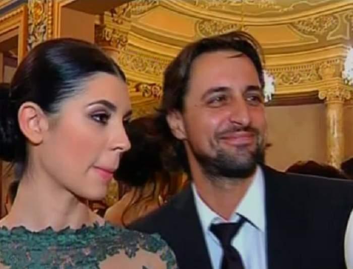 """Denis Ştefan şi """"bebeluşa"""" Cristina fac casă bună împreună! VEZI imaginile cu inelul de logodnă"""