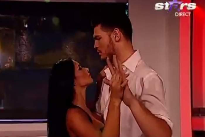 """VIDEO/ Raluca Dumitru a dansat pasional cu Răzvan Botezatu la """"Star Matinal""""! Cât de apropiaţi au fost cei doi"""