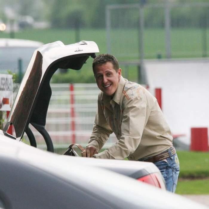 Un apropiat a rupt tăcerea! Totul despre starea de sănătate a lui Michael Schumacher