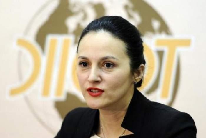 Şefa DIICOT, Alina Bica, a fost ARESTATĂ