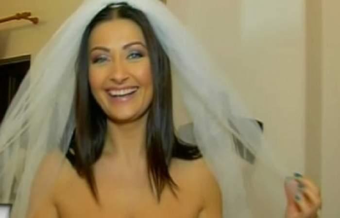 Gabriela Cristea se pregăteşte pentru ziua cea mare! VEZI imaginile cu ea în rochia de MIREASĂ