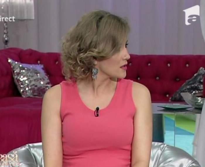 """VIDEO / Mirela Boureanu Vaida, scoasă din sărite de un concurent! Prezentatoarea """"Mireasă pentru fiul meu"""" l-a pus la punct"""