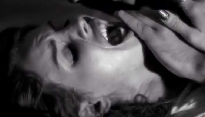 VIDEO/ Lana del Rey, violată într-un clip de-al lui Marilyn Manson! Ce spune cântăreţul despre acuzaţiile aduse