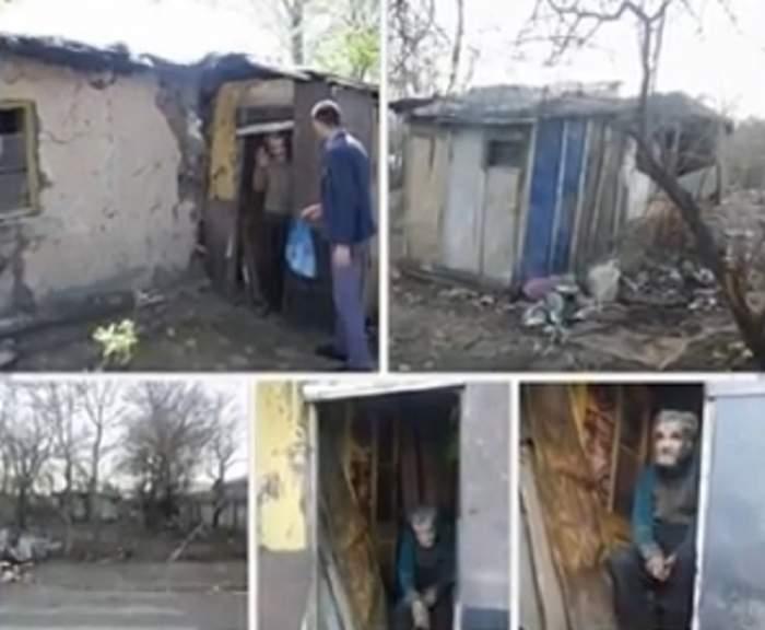 VIDEO/ Salvat de sărăcie şi ajuns vedetă pe internet! Povestea unui bătrân din Bucureşti