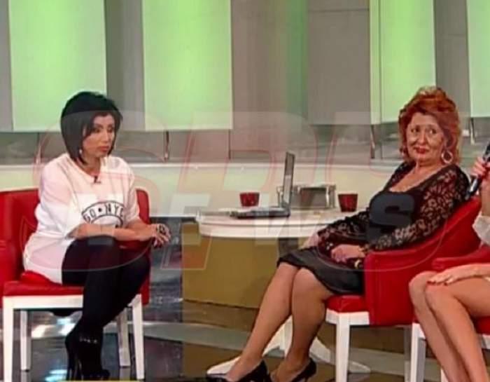"""VIDEO / Mioarei Lincan i s-a făcut rău în direct, la Antena Stars! """"Acum sunt moartă"""""""