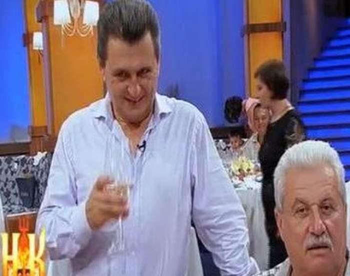 """VIDEO / Nea Mărin i-a pus la respect pe concurenţii de la """"Hell's Kitchen – Iadul Bucătarilor"""": """"Hai mai repede, că vă ia mama dracu"""""""