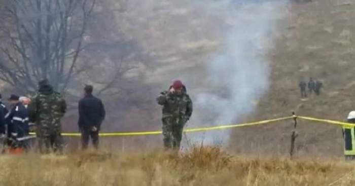 Dosar penal pentru ucidere din culpă şi neglijenţă! Se caută vinovaţii tragediei aviatice de la Sibiu