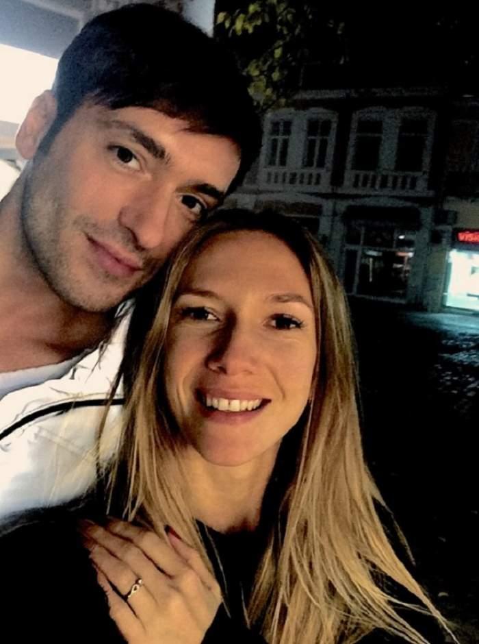 """S-a logodit Adela Popescu! Actriţa, în al nouălea cer de fericire: """"Am spus DA"""""""