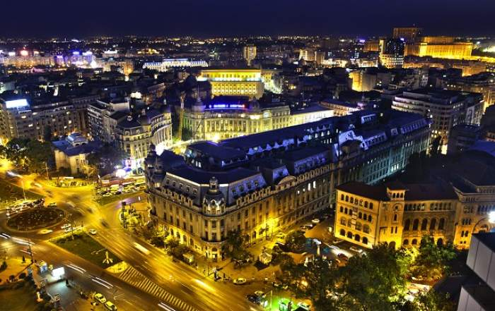 Bucureştiul, celebrat la Strasbourg! Cum au marcat francezii legătura franco-română