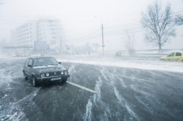 Vreme deosebit de rece!  Ce-i aşteaptă pe români mâine