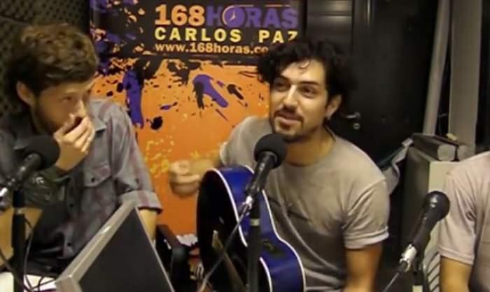 VIDEO / Agustin Briolini, solistul trupei Krebs, a murit electrocutat pe scenă, de un microfon stricat