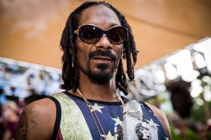 """VIDEO / Petrecere ILEGALĂ pentru Snoop Dogg! Rapperul nu a fost nicicând mai """"prăjit"""""""