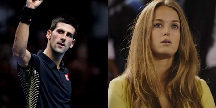 Tenismenul Andy Murray a cerut-o de nevastă pe iubita lui, Kim Sears