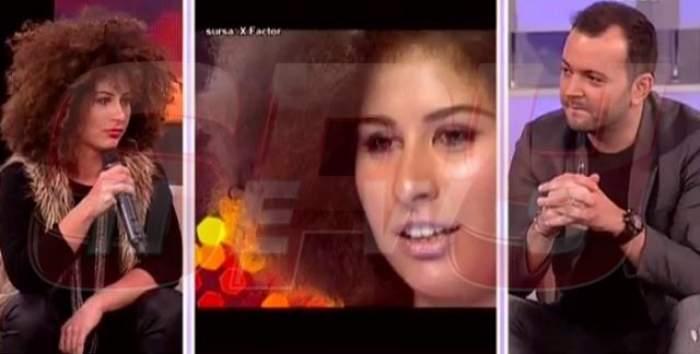 """TULBURĂTOR! Concurenta """"X Factor"""" abandonată când era bebeluş vorbeşte despre întâlnirea cu mama biologică"""