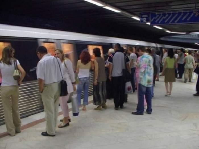 Circulaţie întreruptă la Metrou! Ce s-a întâmplat în subteran