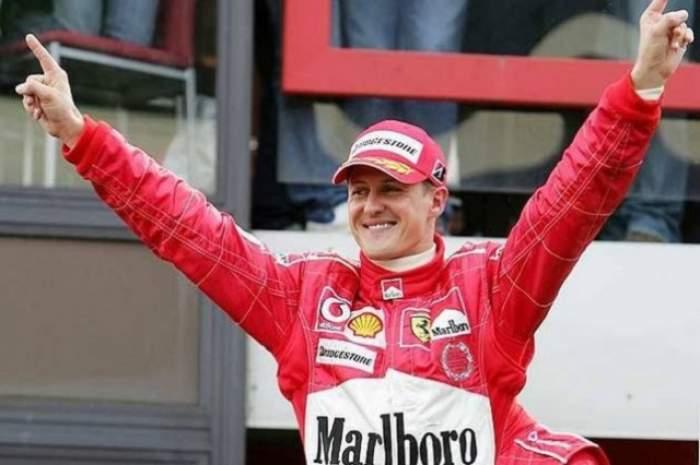 """Anunţul zilei făcut de o revistă din Germania: """"Schumacher stă la soare"""""""