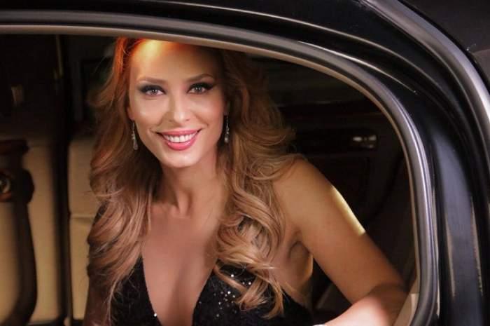 """Imagini cu Iulia Vântur de la nunta surorii lui Salman Khan: """"Foarte sexy"""""""