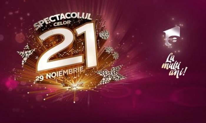 21 de performanțe, la cei 21 de ani de Antena 1! Vă mulţumim!