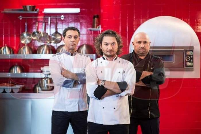 """Juraţii de la """"Hell's Kitchen"""", despre începuturile lor în bucătărie: """"Celebritatea vine la pachet cu foarte multe sacrificii"""""""