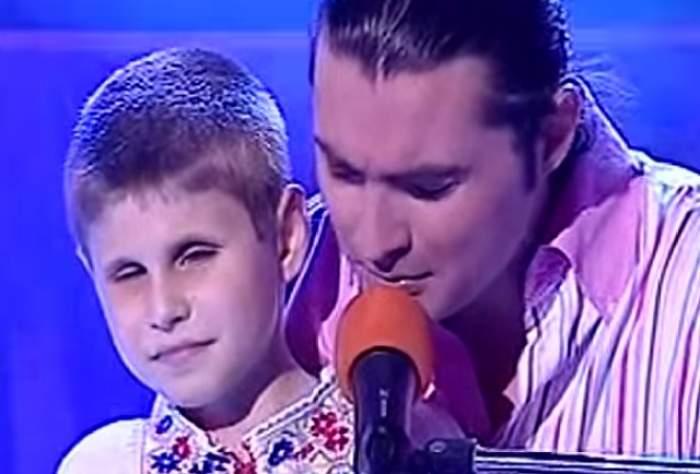 VIDEO / Îl mai ţii minte pe Eduard Leanca, băiatul născut cu o boală de vedere, dar cu o voce de aur? Cum arată acum, la 9 ani de la prima apariţie