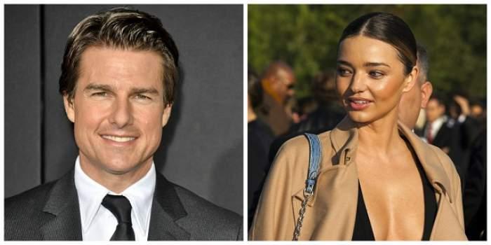 Cuplu nou în showbiz! Tom Cruise şi Miranda Kerr au început o poveste de dragoste?