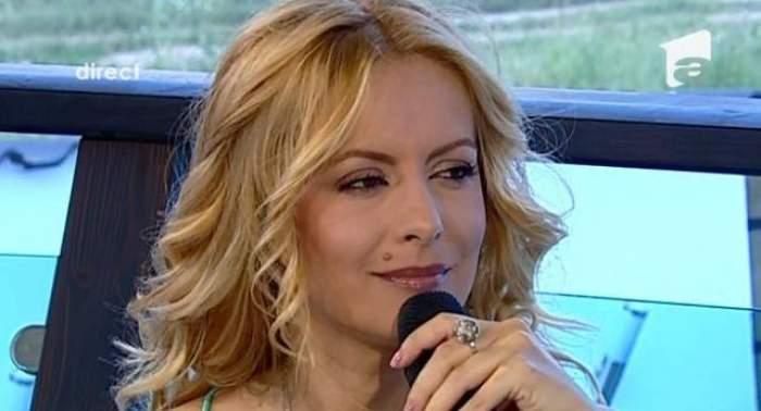 """Simona Gherghe, cum rar o vezi!  Ce a făcut în emisiunea """"Acces direct"""""""