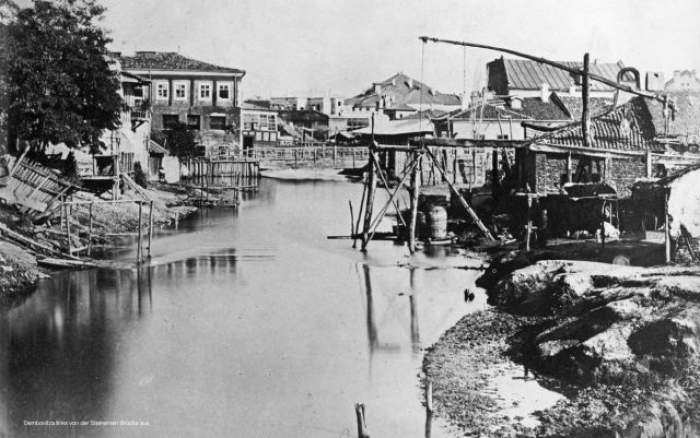 FOTO / Imagini incredibile! Nu o să-ţi vină să crezi cum arăta Bucureştiul în anul 1856! Astea sunt primele fotografii făcute în Capitală