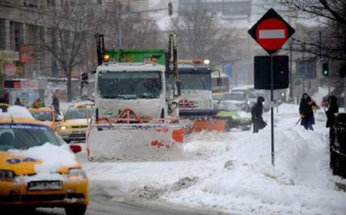 COD GALBEN! Meteorologii au emis avertizarea în urmă cu puţin timp! Mare atenţie dacă porniţi la drum!