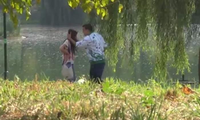 VIDEO/ Vei rămâne mască! Cum reacţionează bărbaţii atunci când văd o femeie agresată pe stradă?