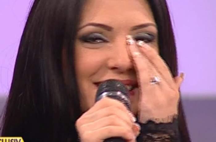 VIDEO / Celia, în lacrimi la Tv! Drama care-i macină sufletul de mai bine de trei ani