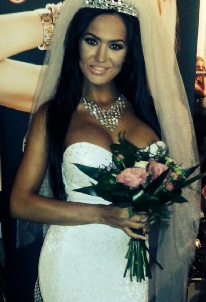 """M-aş mărita, dar n-are cine mă lua! Margherita de la Clejani: """"Am prins 20 de buchete de mireasă şi nimic"""""""