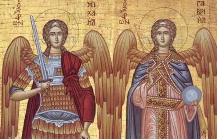 Superstiţii şi tradiţii de Sfinţii Mihail şi Gavriil! De ce trebuie să te fereşti
