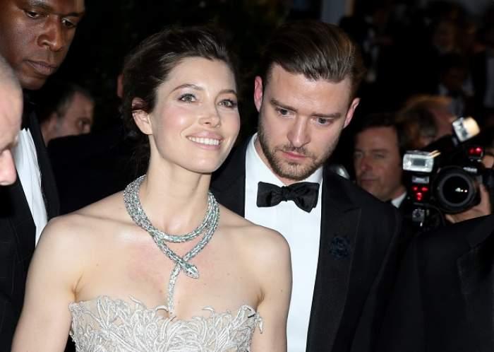 Justin Timberlake va deveni tată pentru prima dată! Soţia sa, Jessica Biel, a anunţat că va naşte în 2015