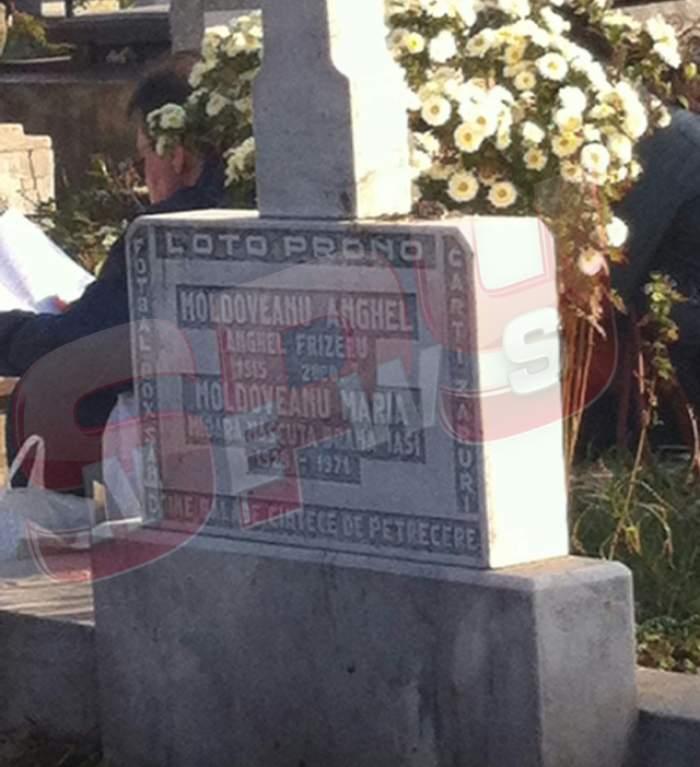 Nu o să-ţi vină să crezi ce şi-a scris un român pe piatra funerară!