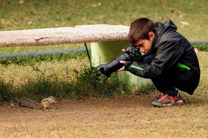"""FOTO/ Premiul """"Fotograful anului al faunei sălbatice"""", câștigat de un copil de 9 ani! Uite cât de talentat e"""